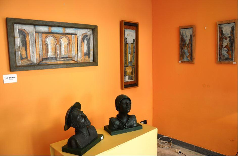 Exposición en Villacañas