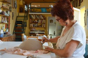artista cerámica