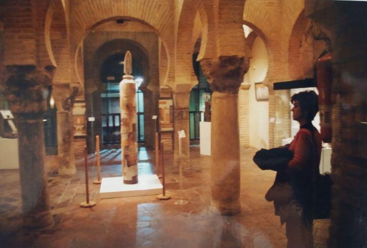 Mezquita de las tornerías. Toledo