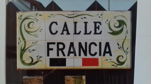 Mural nombre de calles