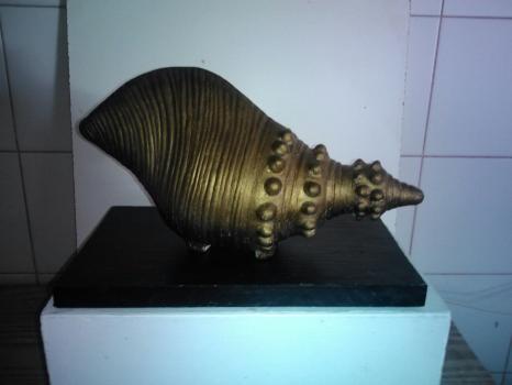 Caracola de bronce